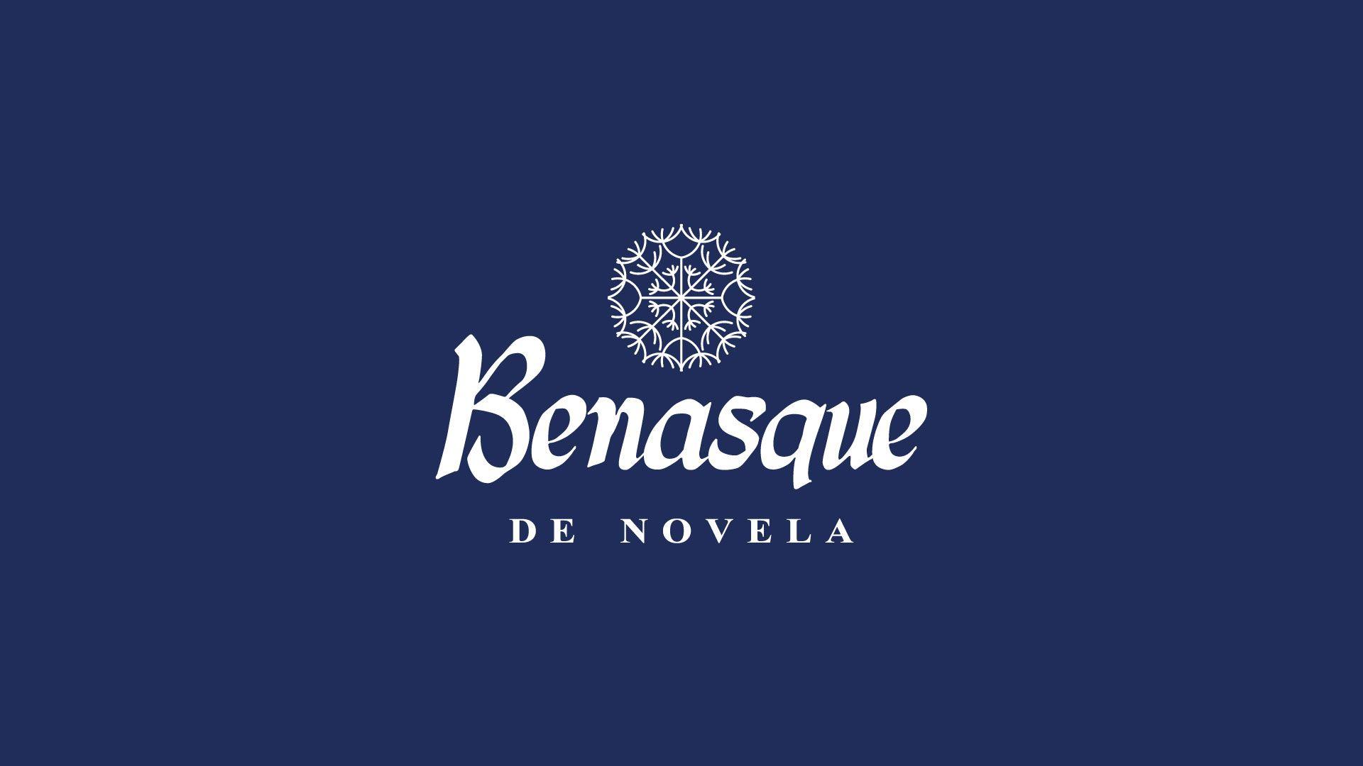 Benasque de Novela - Logo