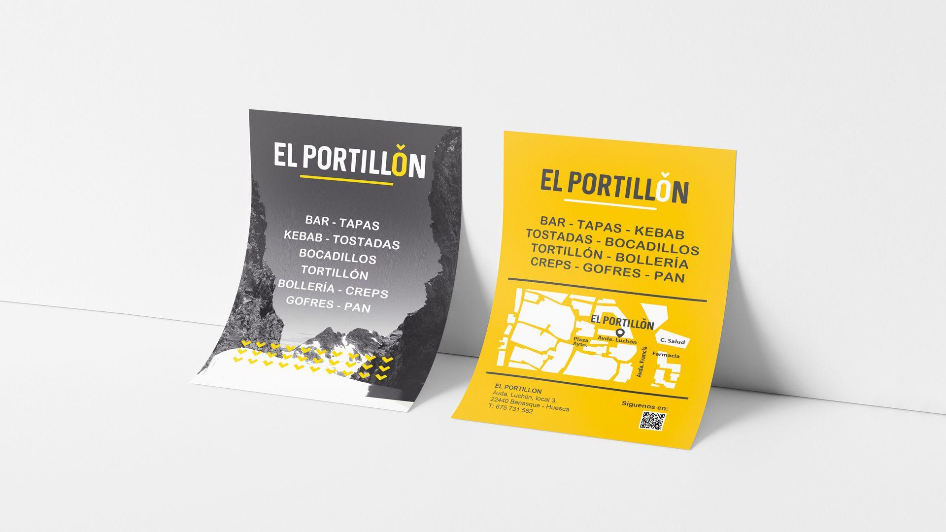 Flyersl El Portillón