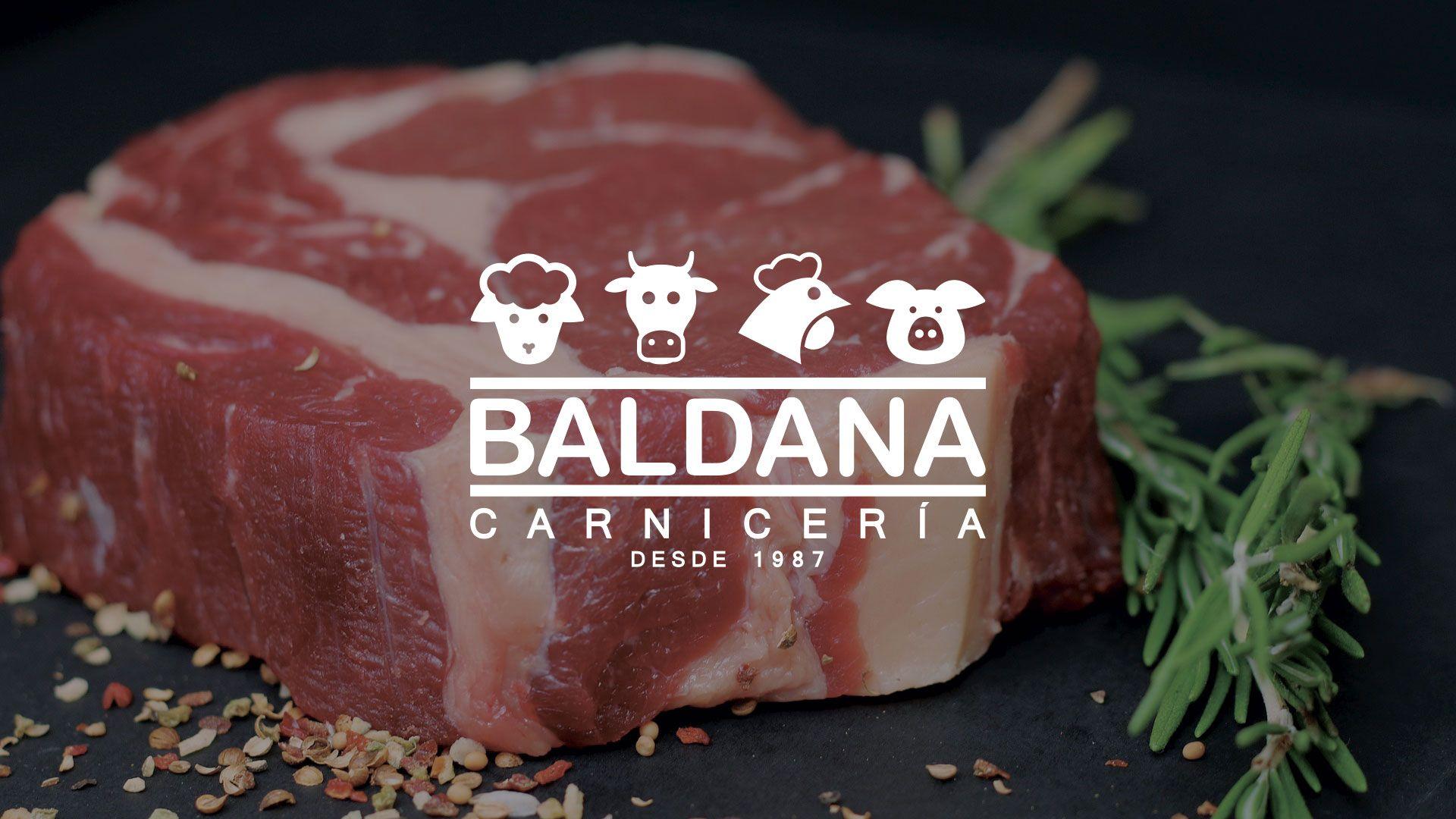 Imagen de marca carnicería Baldana Benasque