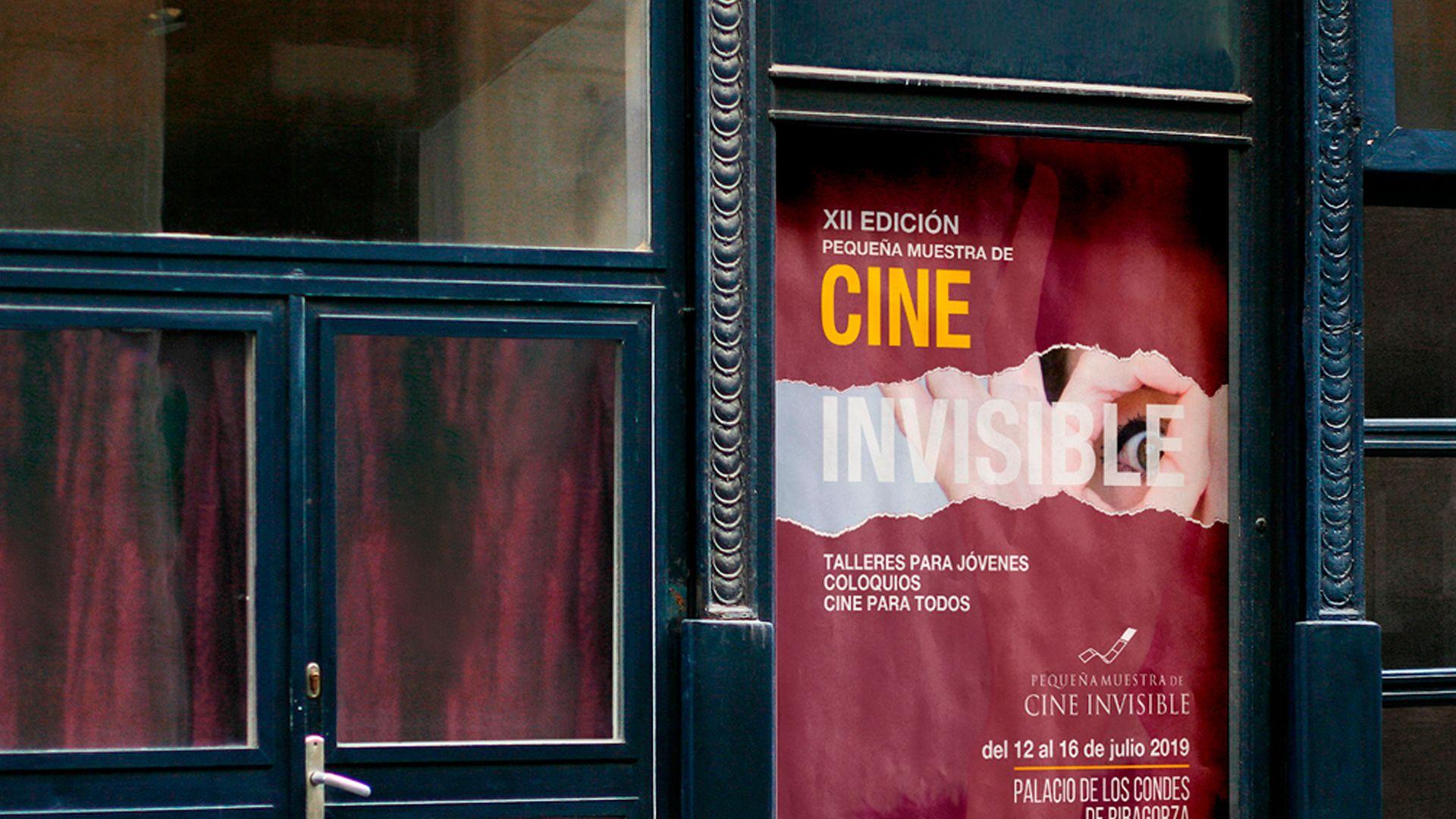 Muestra de cine invisible 2019 Benasque