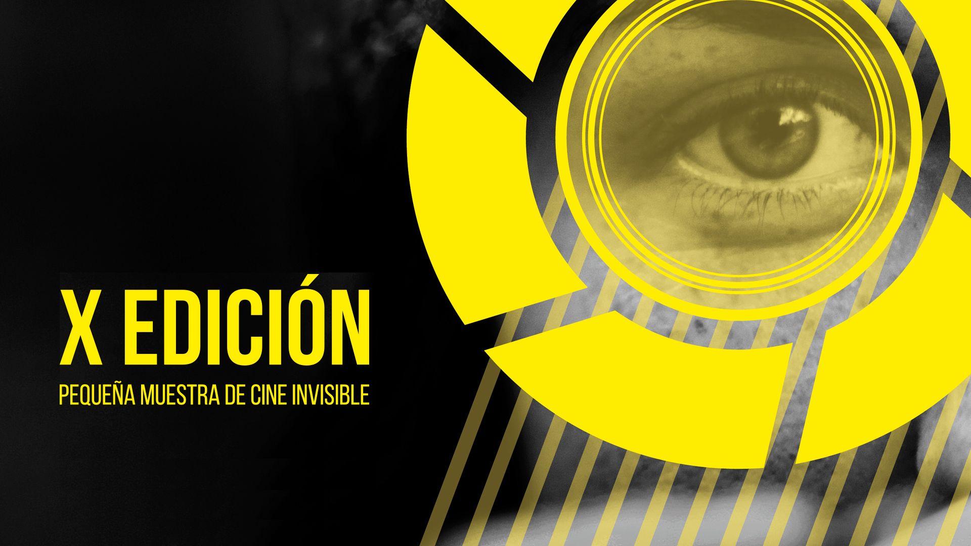 Muestra de cine invisible X edición - Benasque