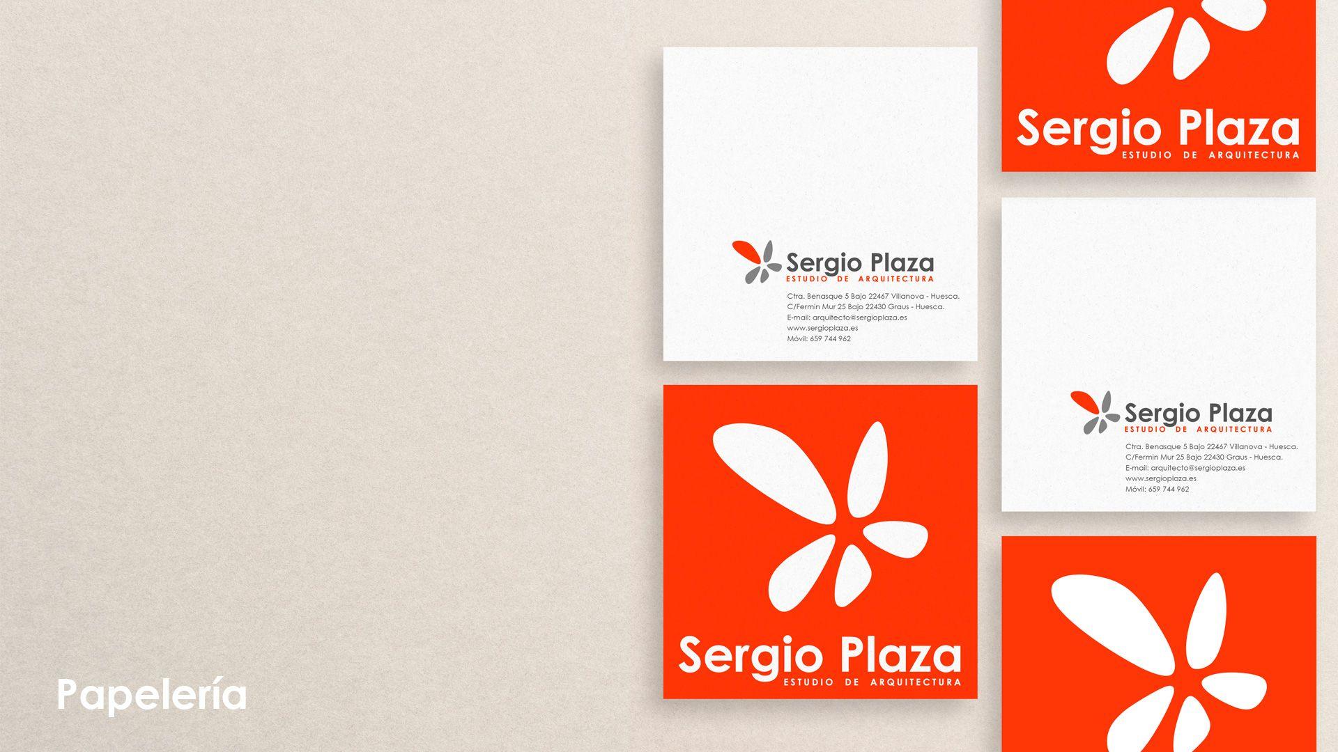 Papelería Sergio Plaza Arquitecto
