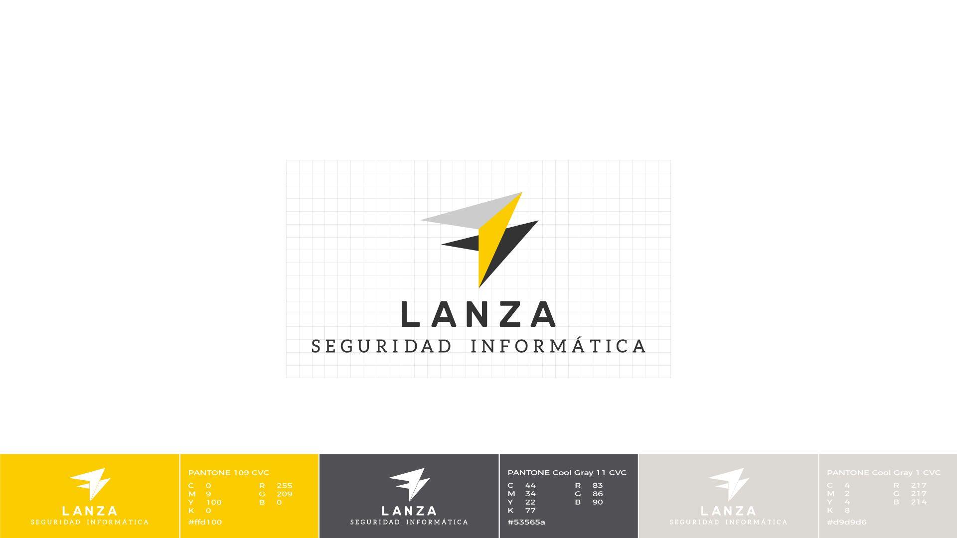 Branding para empresa especialistas en seguridad informática