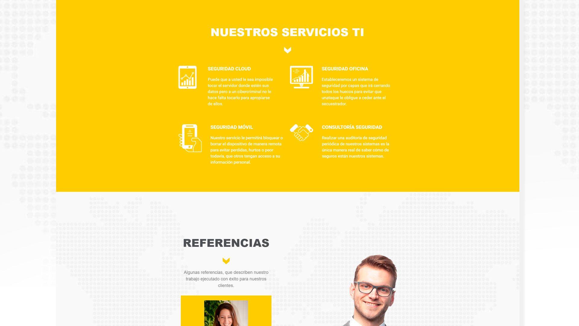 Diseño web Uxer experience