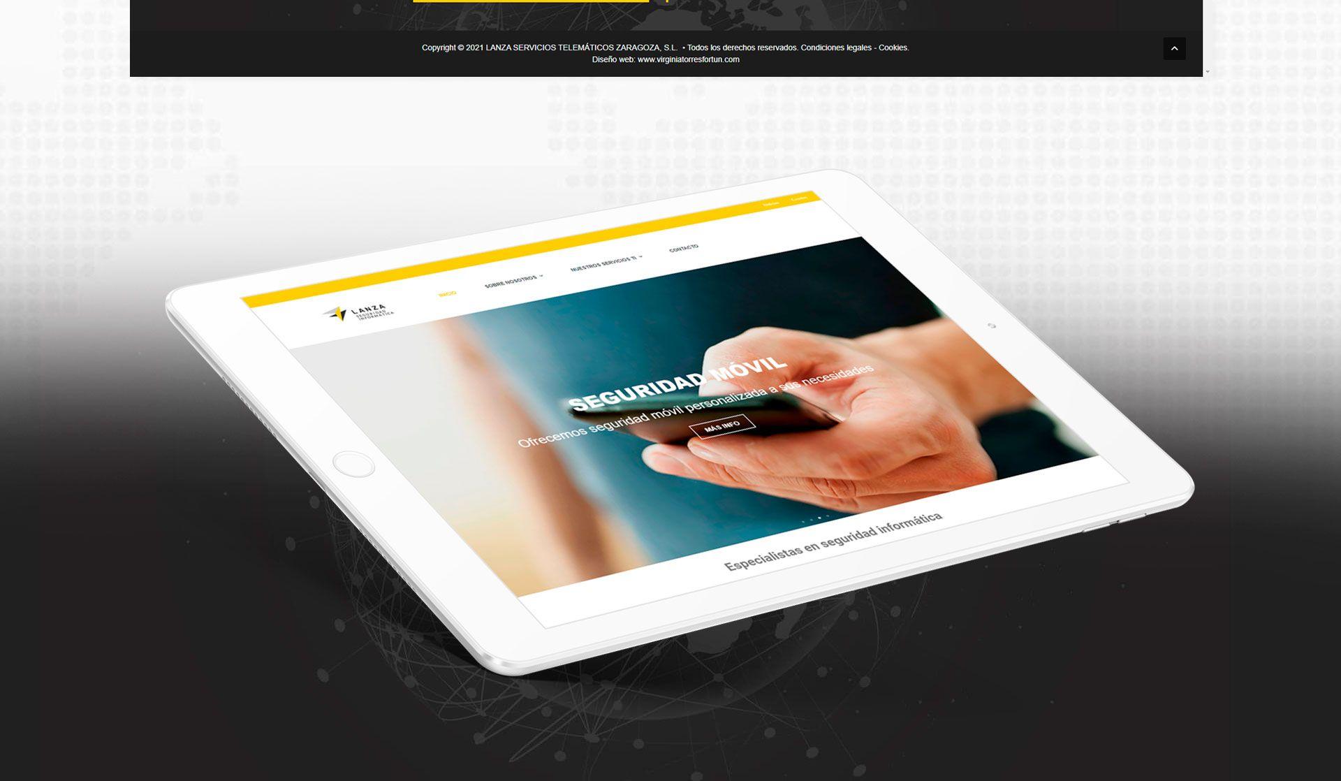 Diseño web User experience